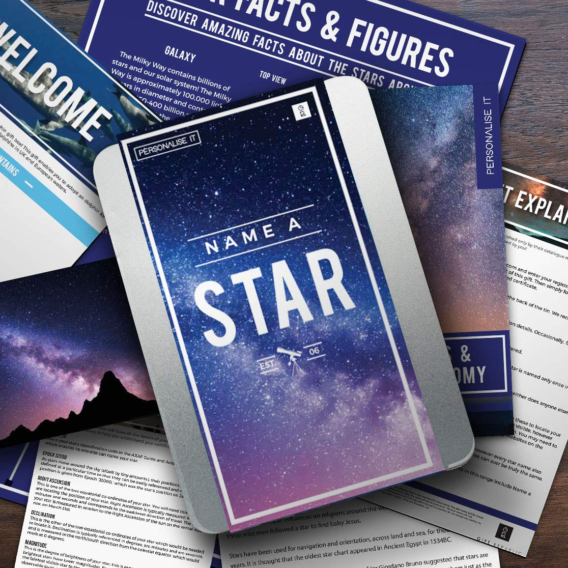 Star Registration Is Your Way To Go!