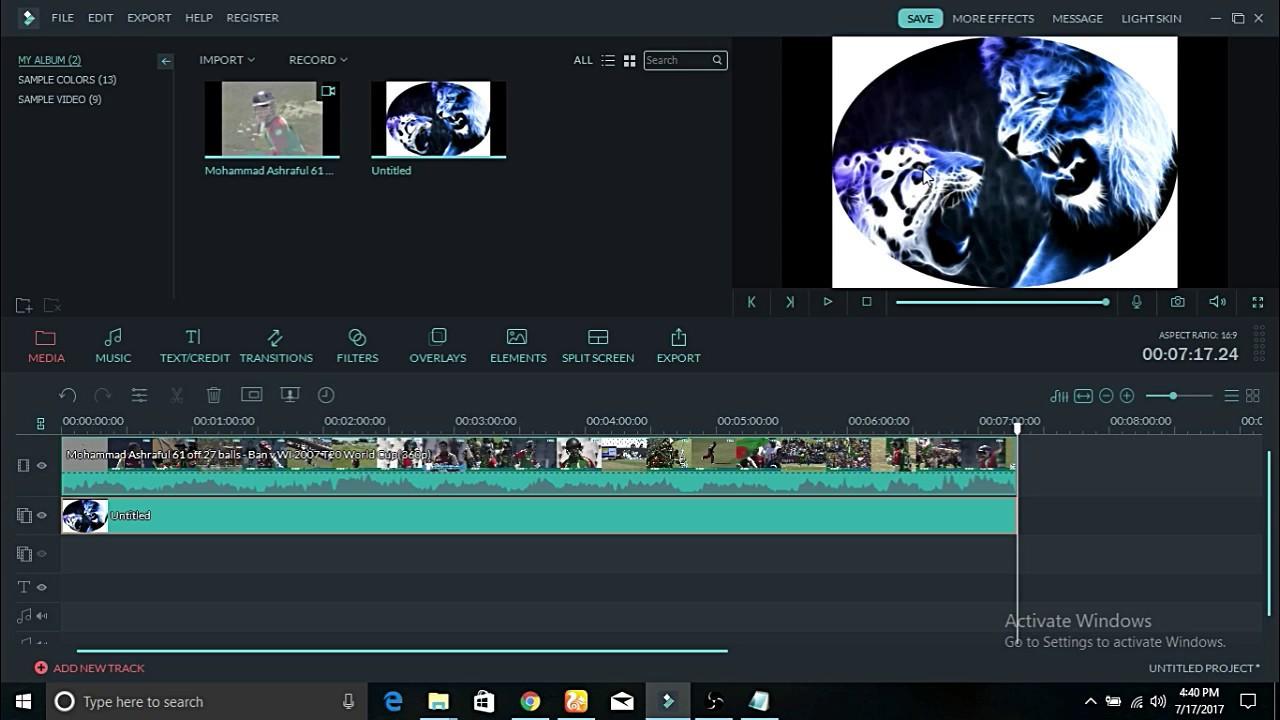 Discover all the advantages of WondershareFilmora key to edit videos